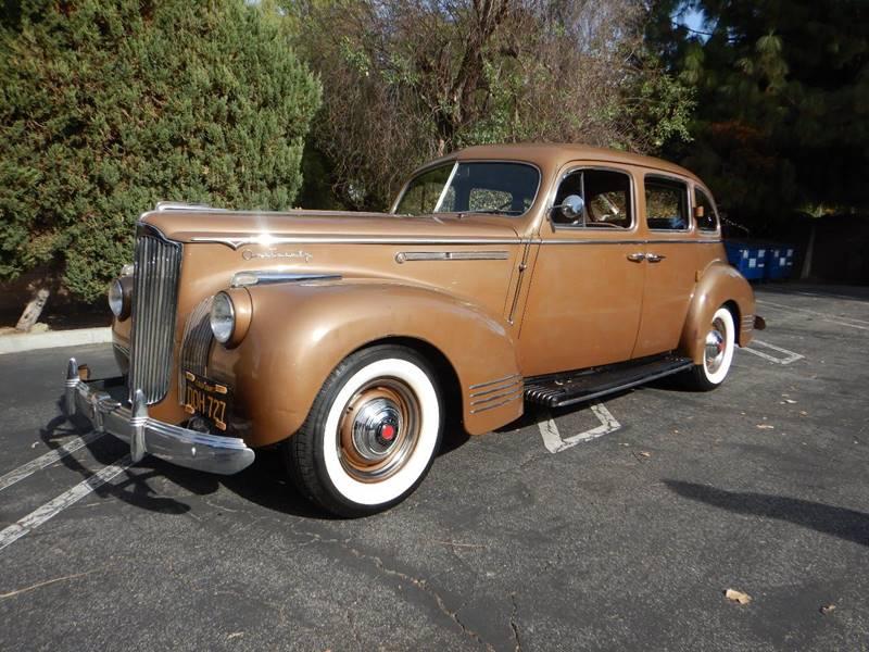 1941 Packard 120 Sedan 27