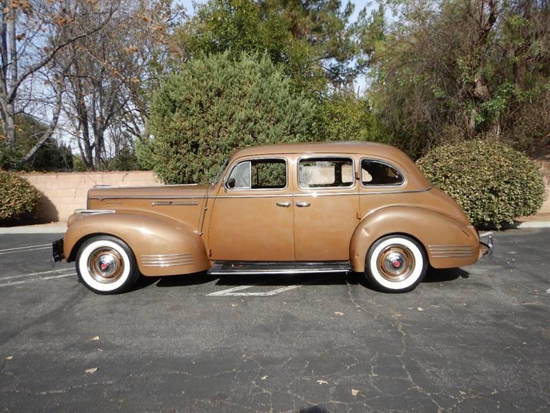 1941 Packard 120 Sedan 28