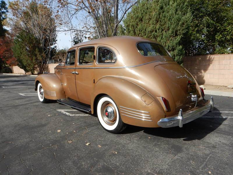 1941 Packard 120 Sedan 29