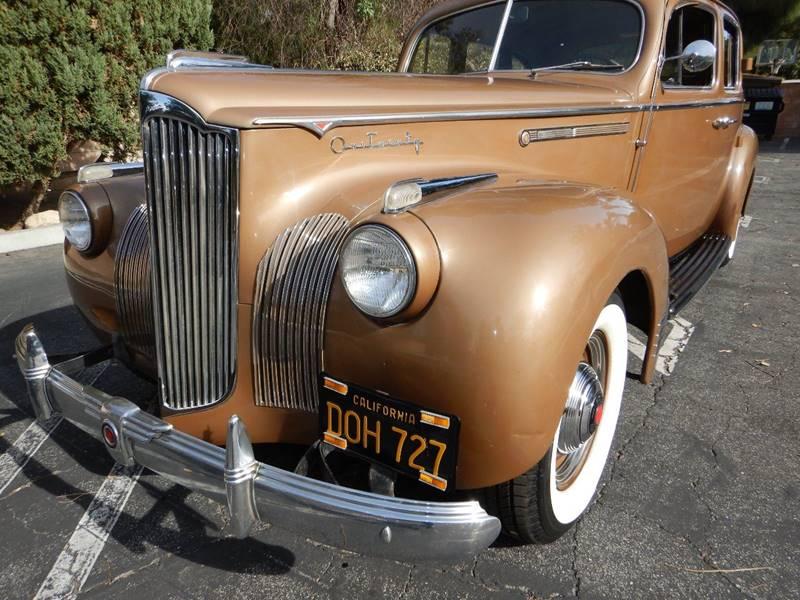 1941 Packard 120 Sedan 31
