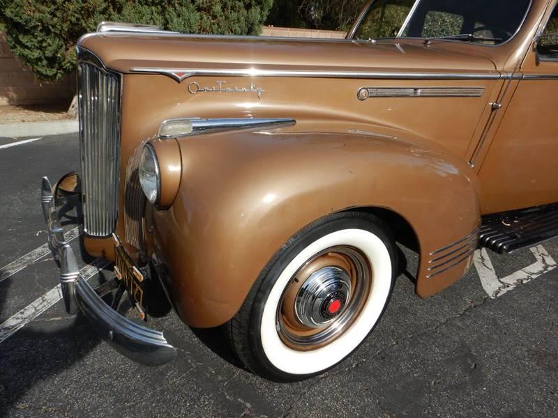1941 Packard 120 Sedan 32