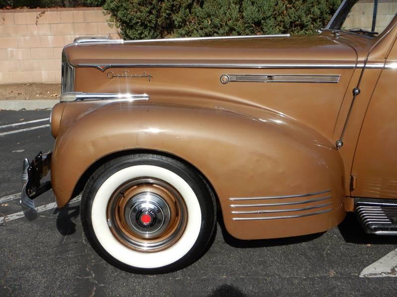 1941 Packard 120 Sedan 33
