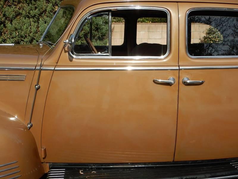1941 Packard 120 Sedan 34