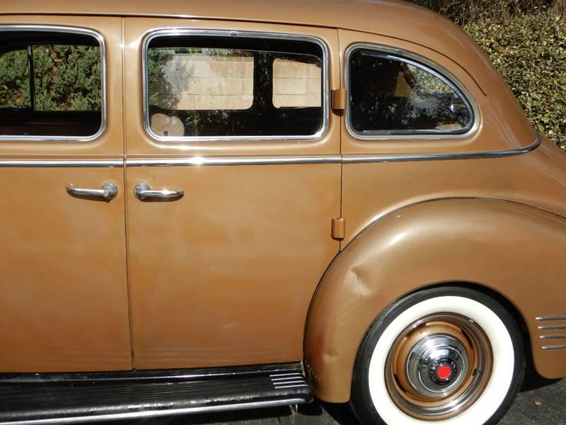 1941 Packard 120 Sedan 35