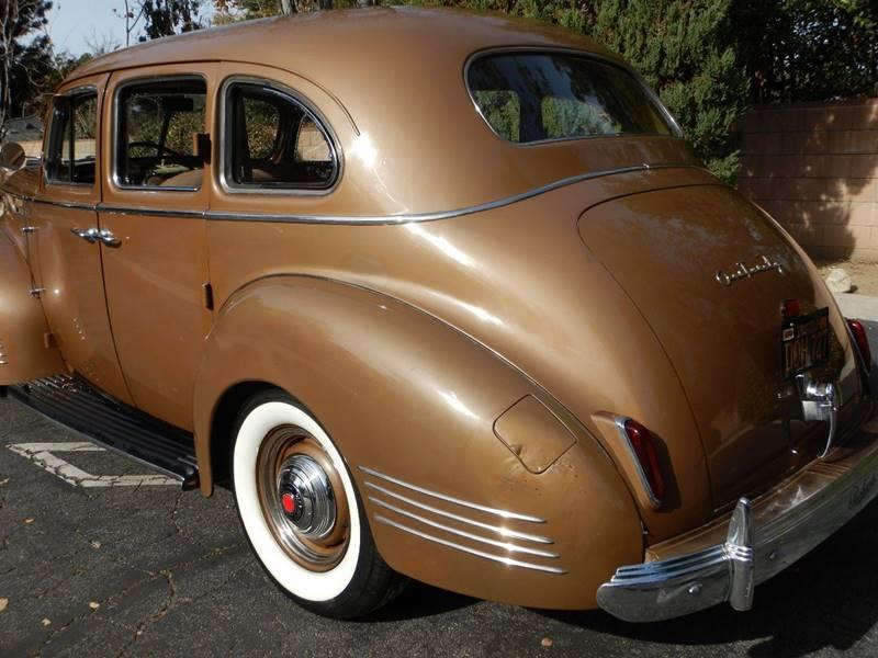 1941 Packard 120 Sedan 36