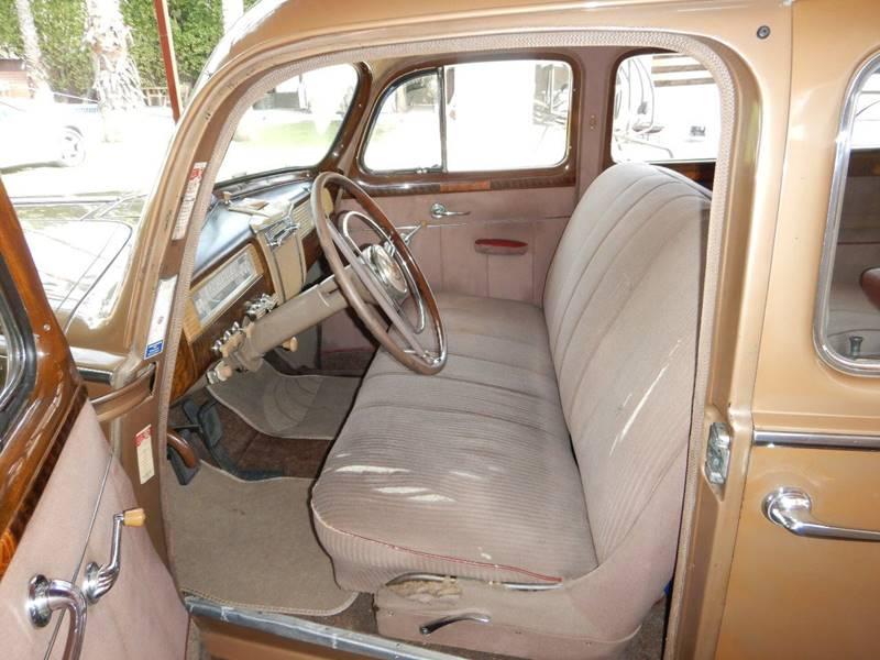 1941 Packard 120 Sedan 44