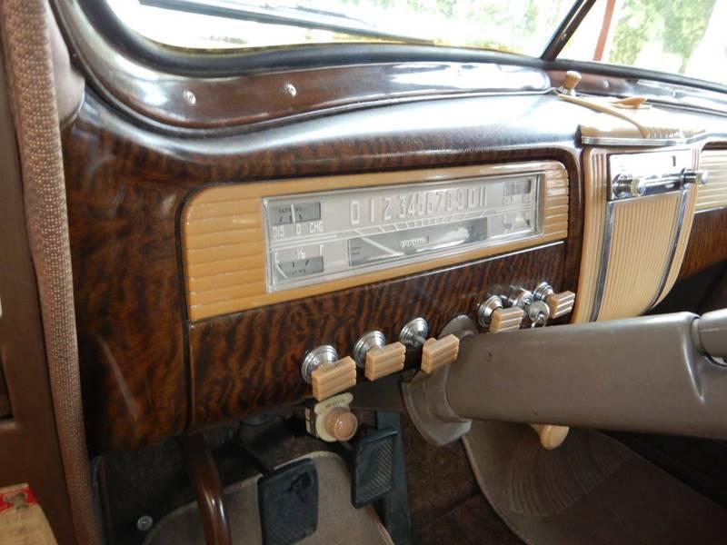 1941 Packard 120 Sedan 46