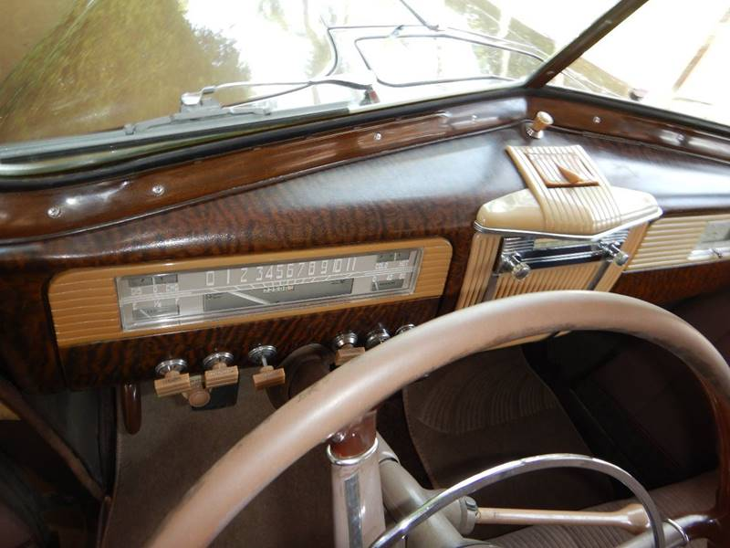 1941 Packard 120 Sedan 47