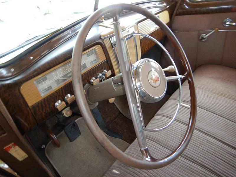 1941 Packard 120 Sedan 52