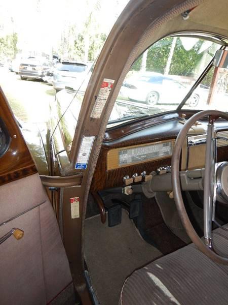 1941 Packard 120 Sedan 53