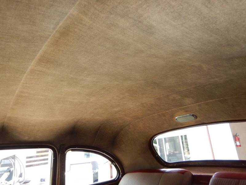 1941 Packard 120 Sedan 62
