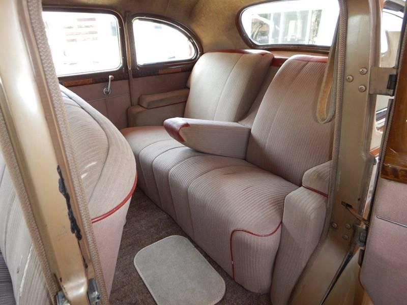 1941 Packard 120 Sedan 65