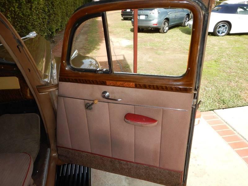 1941 Packard 120 Sedan 73