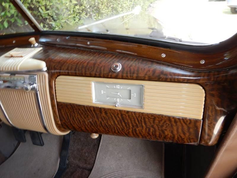 1941 Packard 120 Sedan 76