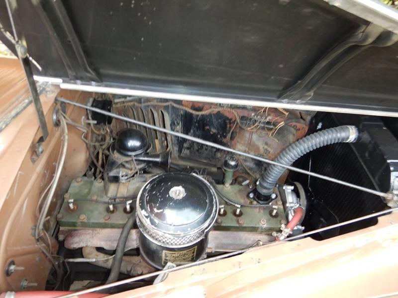 1941 Packard 120 Sedan 80