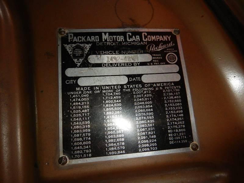 1941 Packard 120 Sedan 87