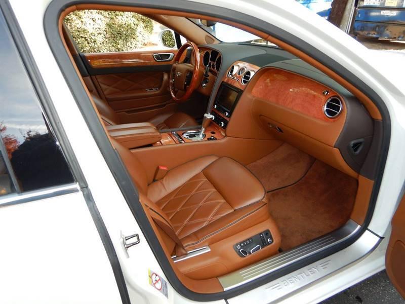 2013 Bentley Continental AWD Flying Spur 4dr Sedan - Los Angeles CA