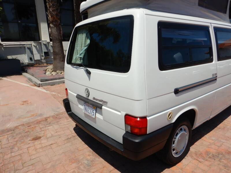 1995 Volkswagen EuroVan 3dr Campmobile Mini-Van - Los Angeles CA