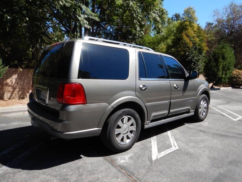 2004 Lincoln Navigator Luxury 4dr SUV - Los Angeles CA