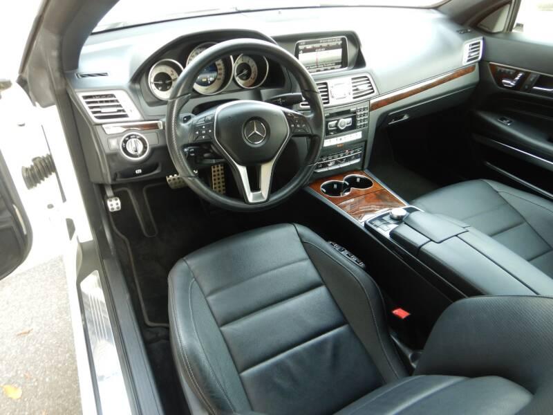 2014 Mercedes-Benz E-Class E 350 2dr Convertible - Los Angeles CA