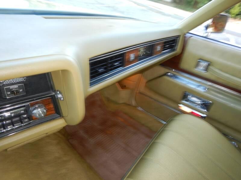 1973 Cadillac DeVille  - Los Angeles CA