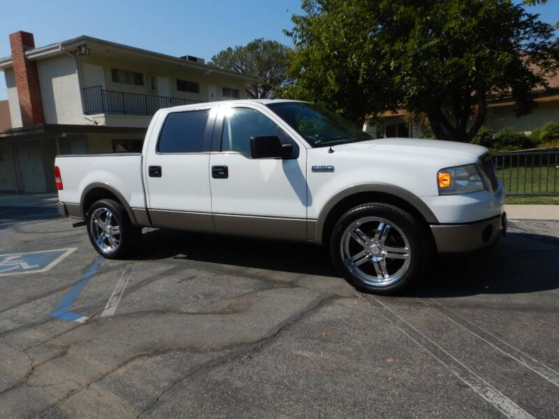 2006 Ford F-150 Lariat 4dr SuperCrew Styleside 5.5 ft. SB - Los Angeles CA