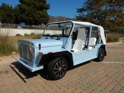 2019 Mini Moke Electric