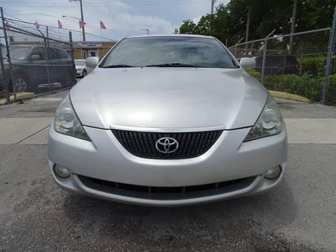 2006 Toyota Camry Solara for sale in Pompano Beach FL