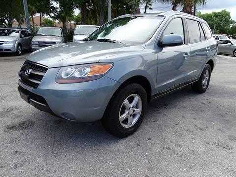 2007 Hyundai Santa Fe for sale in Pompano Beach FL