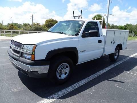 2012 Chevrolet Express Cargo for sale in Pompano Beach FL