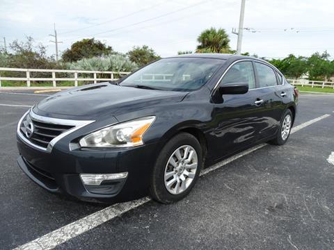 2013 Nissan Altima for sale in Pompano Beach, FL