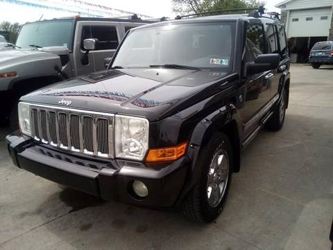 2006 Jeep Commander for sale in Erie, PA