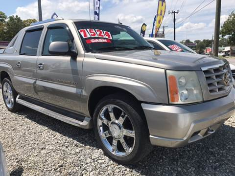 2003 Cadillac Escalade EXT for sale in Phenix City, AL