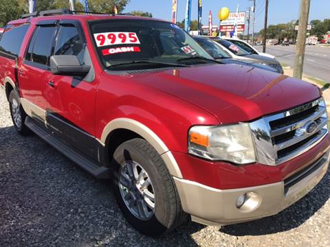 2009 Ford Expedition EL for sale in Phenix City, AL