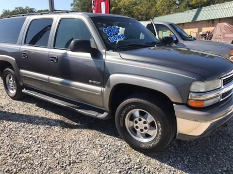 2000 Chevrolet Suburban for sale in Phenix City, AL
