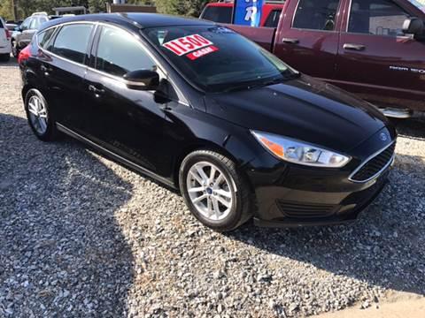 2016 Ford Focus for sale in Phenix City, AL