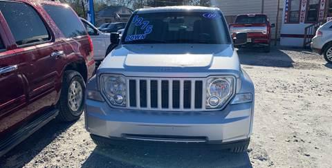 2009 Jeep Liberty for sale in Phenix City, AL