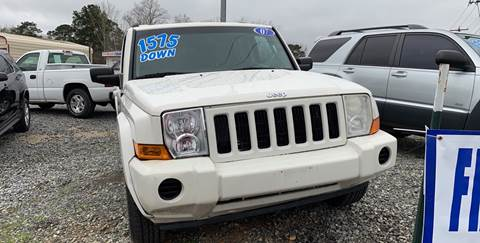 2007 Jeep Commander for sale in Phenix City, AL