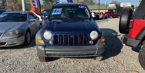 2007 Jeep Liberty for sale in Phenix City, AL