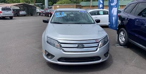 2011 Ford Fusion for sale in Phenix City, AL