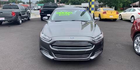 2013 Ford Fusion for sale in Phenix City, AL