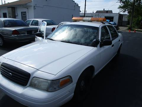 1999 Ford Crown Victoria for sale in Hamilton, OH