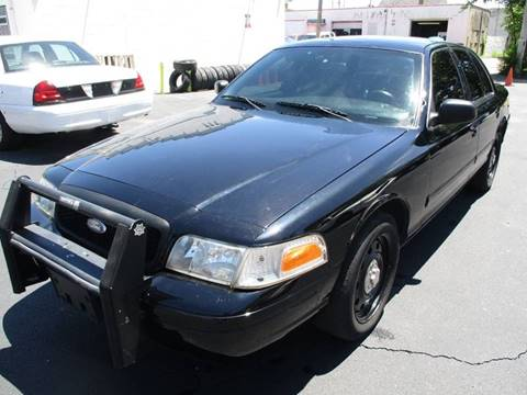 2009 Ford Crown Victoria for sale in Hamilton, OH