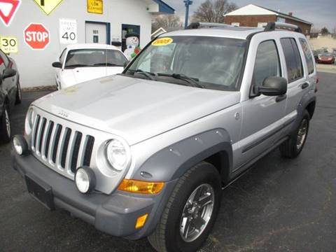 2005 Jeep Liberty for sale in Hamilton, OH