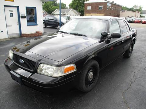 2011 Ford Crown Victoria for sale in Hamilton, OH