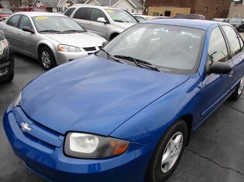 2003 Chevrolet Cavalier for sale in Hamilton, OH