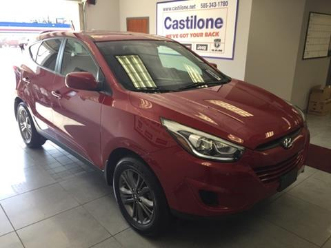 2014 Hyundai Tucson for sale in Clarence NY