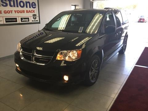 2017 Dodge Grand Caravan for sale in Clarence NY