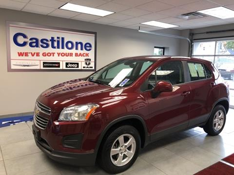 2016 Chevrolet Trax for sale in Clarence, NY