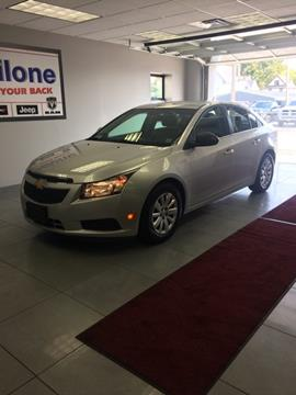 2011 Chevrolet Cruze for sale in Clarence NY